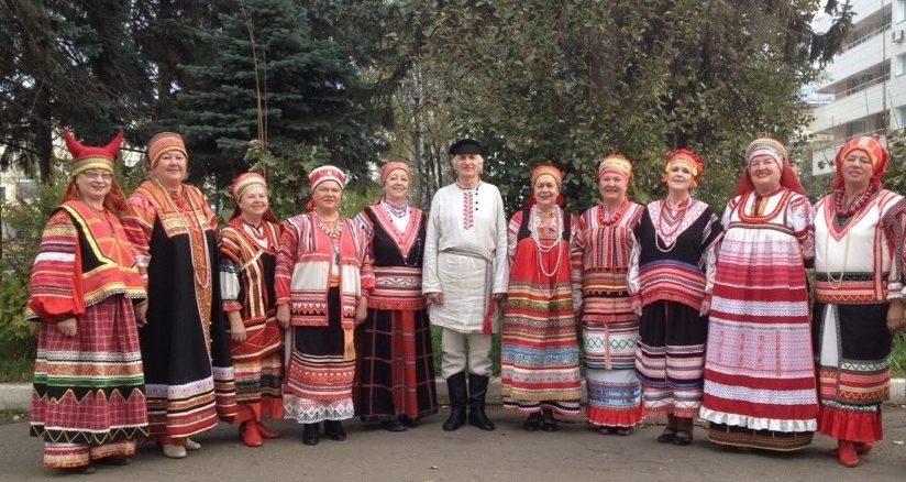 Московия 2015
